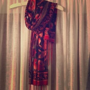 Free People Bollywood inspired scarf 🧣